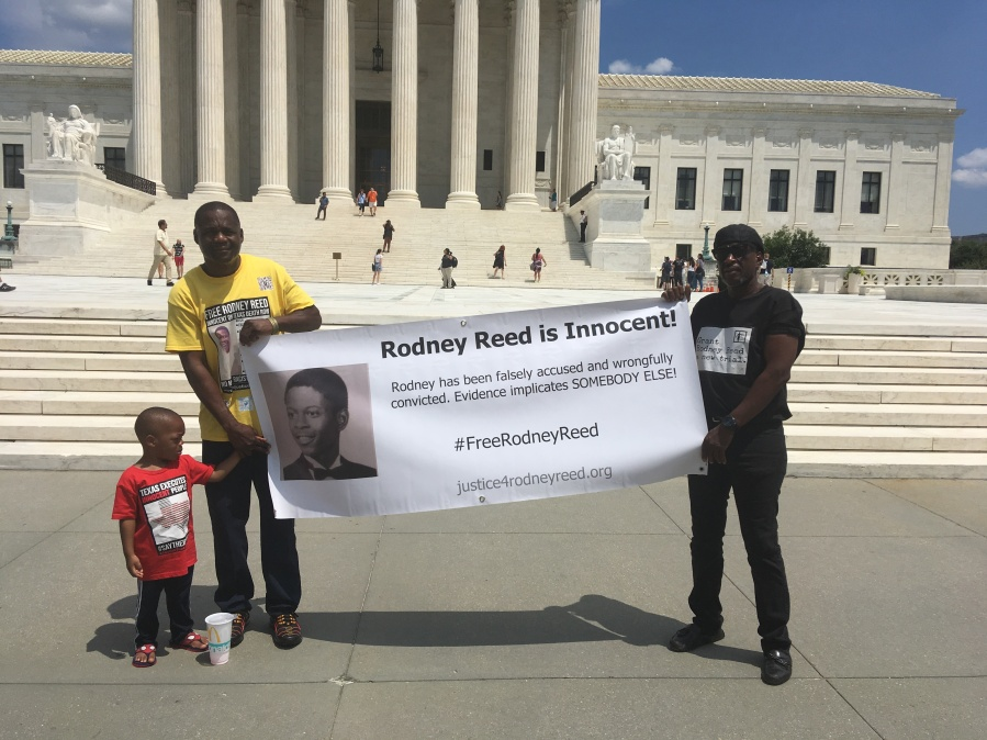 rodney reed family us supreme court 7219