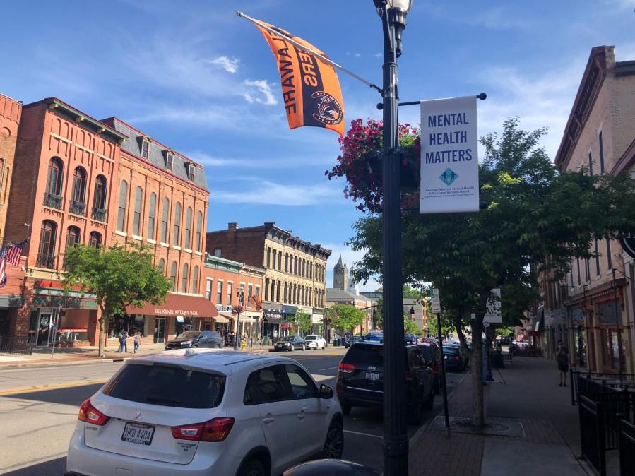 Downtown Delaware, Ohio