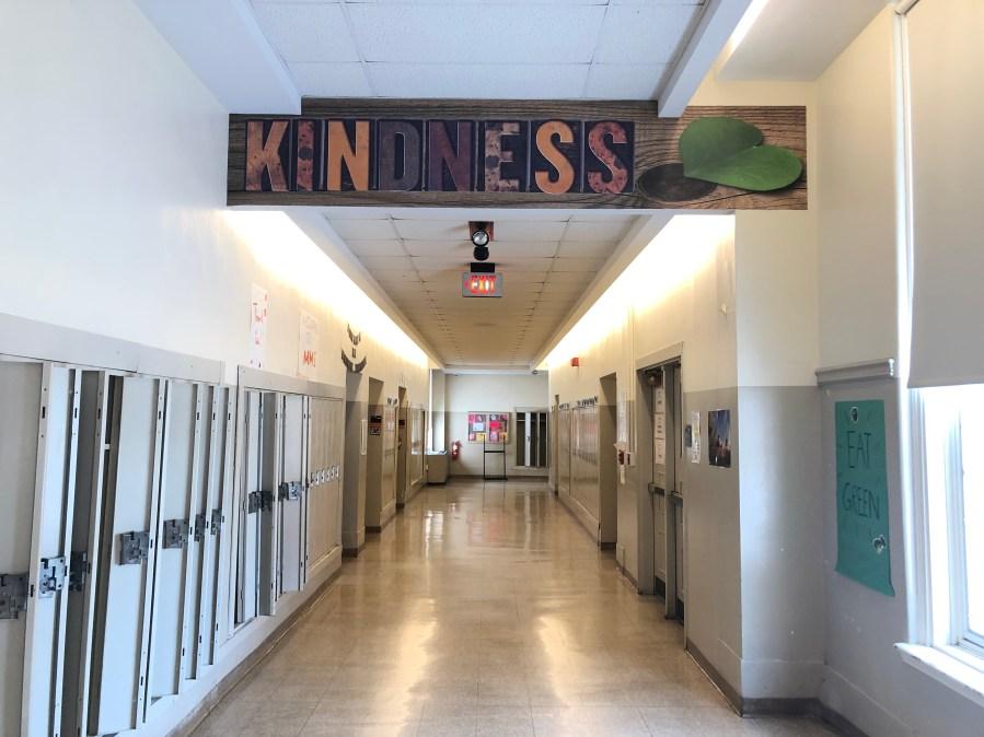 Marietta MS Kindness sign