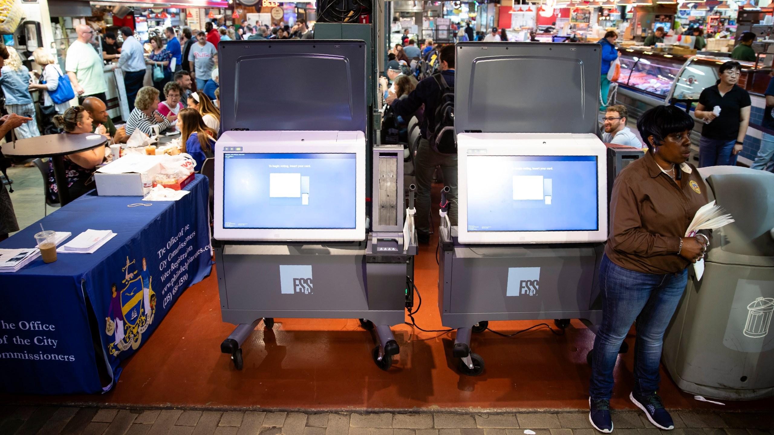 Election Security North Carolina