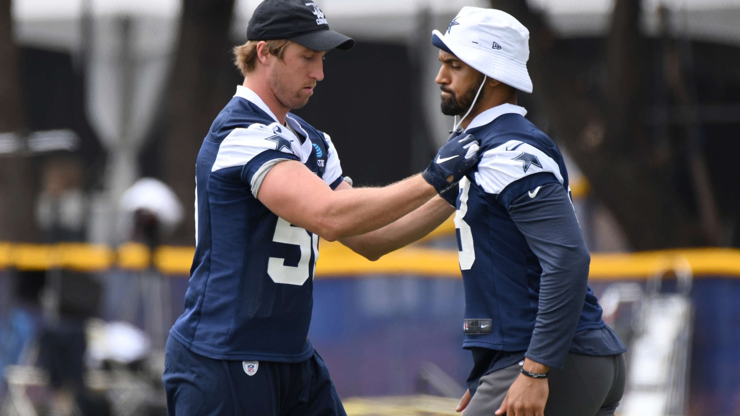 new style 8fd44 c8dac Cowboys cautious with injured vets Zack Martin, Sean Lee ...