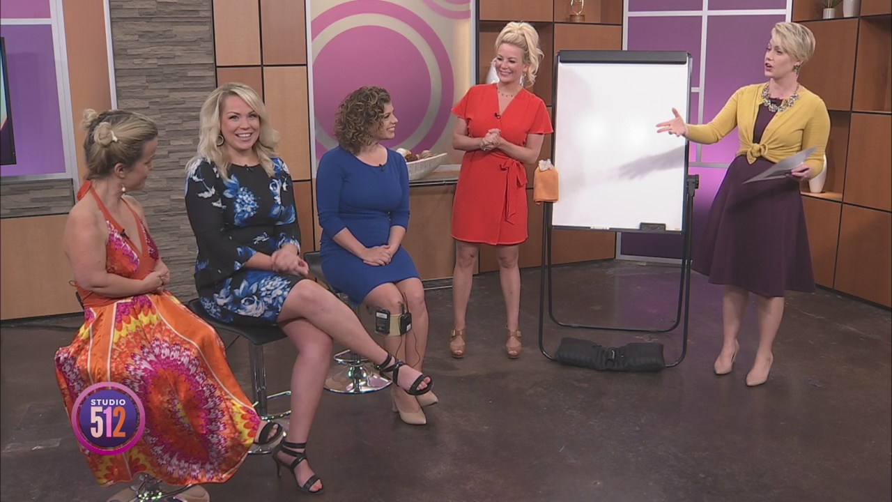 """Studio 512 Welcomes Kristen Currie With """"Win, Lose Or Draw"""