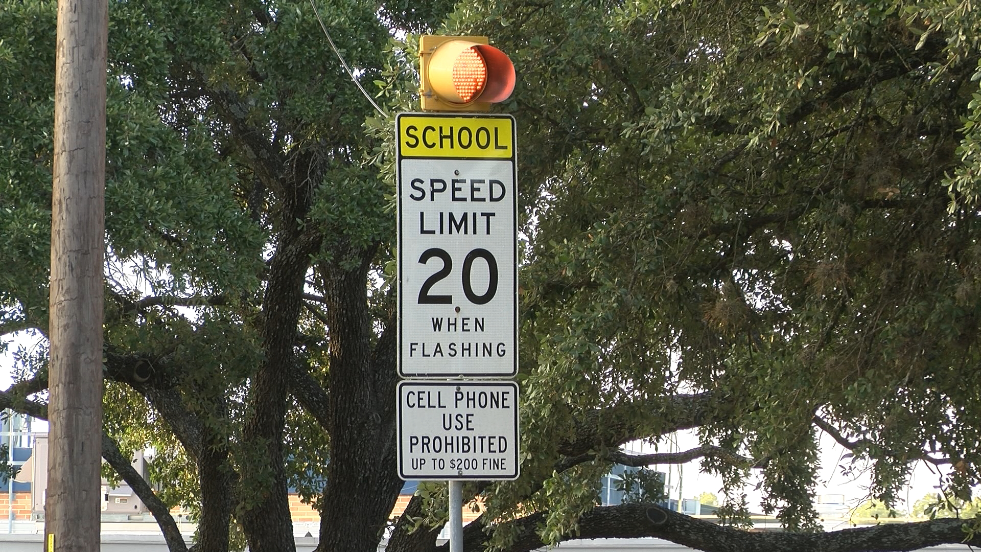 Texas DPS reminds drivers to put phones away in school zones | KXAN Austin