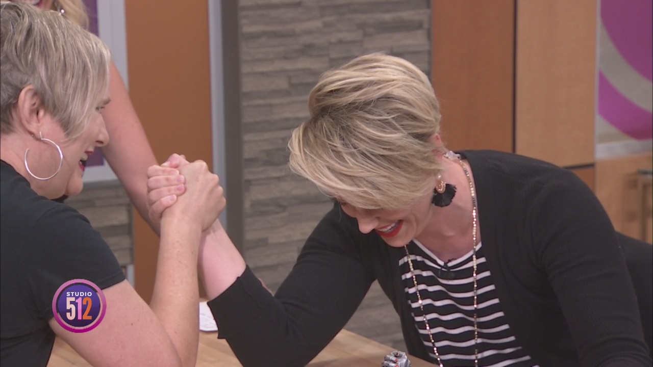Outfits Arm Wrestling Philanthropy Check Out Clawstin Kxan Austin