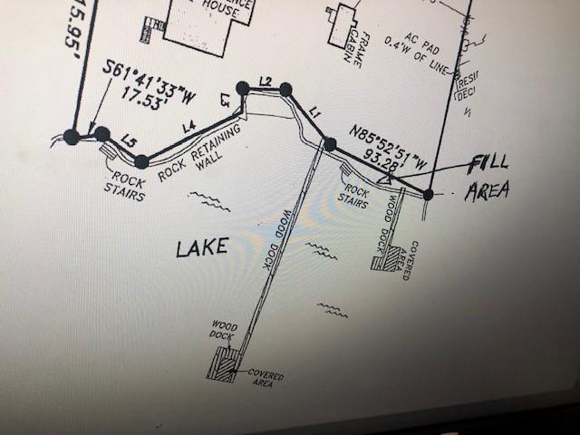Lake fill area