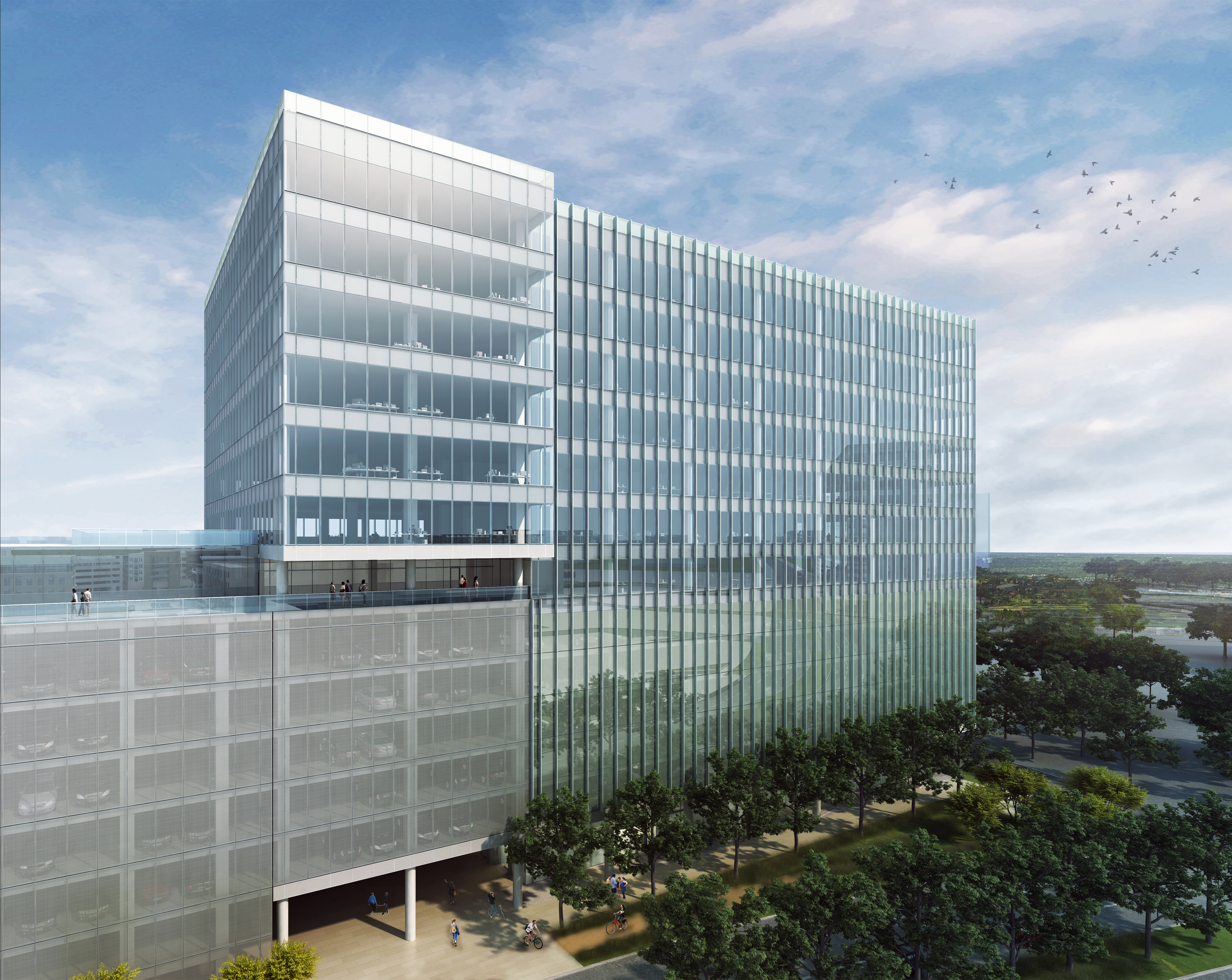 Amazon Adds 600 Jobs In Austin Leases More Space In The Domain