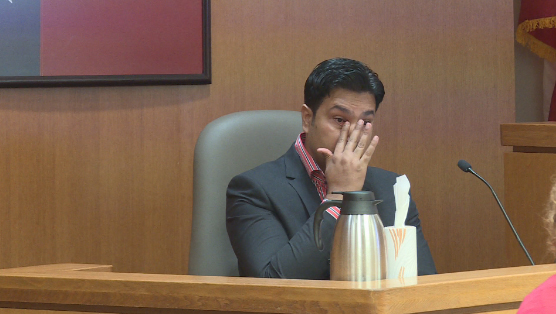 Trial begins for driver accused of racing, causing deadly