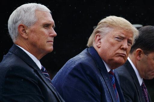 Donald Trump, Mike Pence
