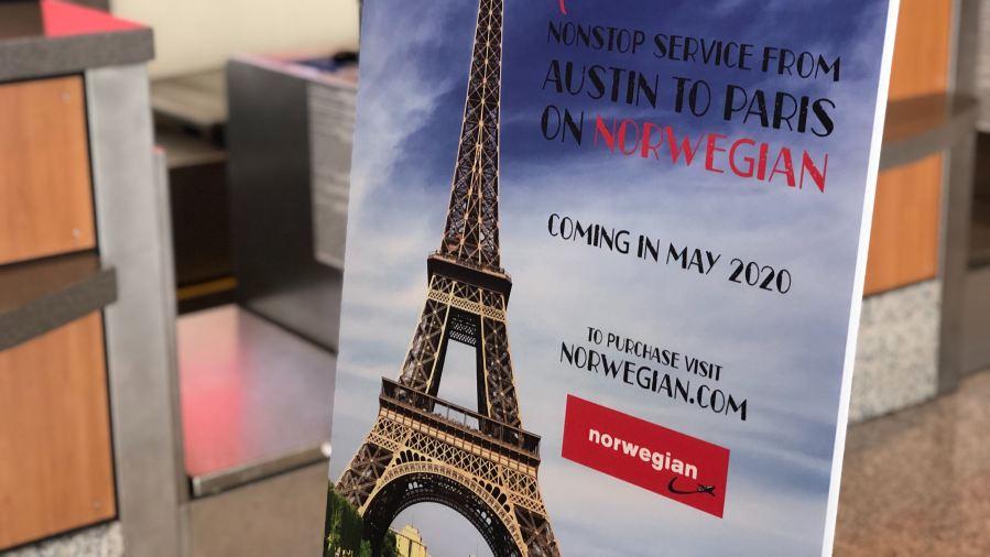new nonstop service to paris norwegian air