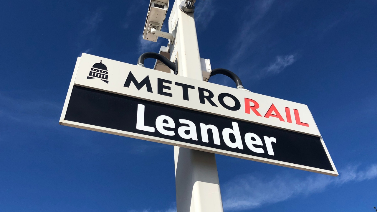 Leander voters will decide whether to keep Capital Metro