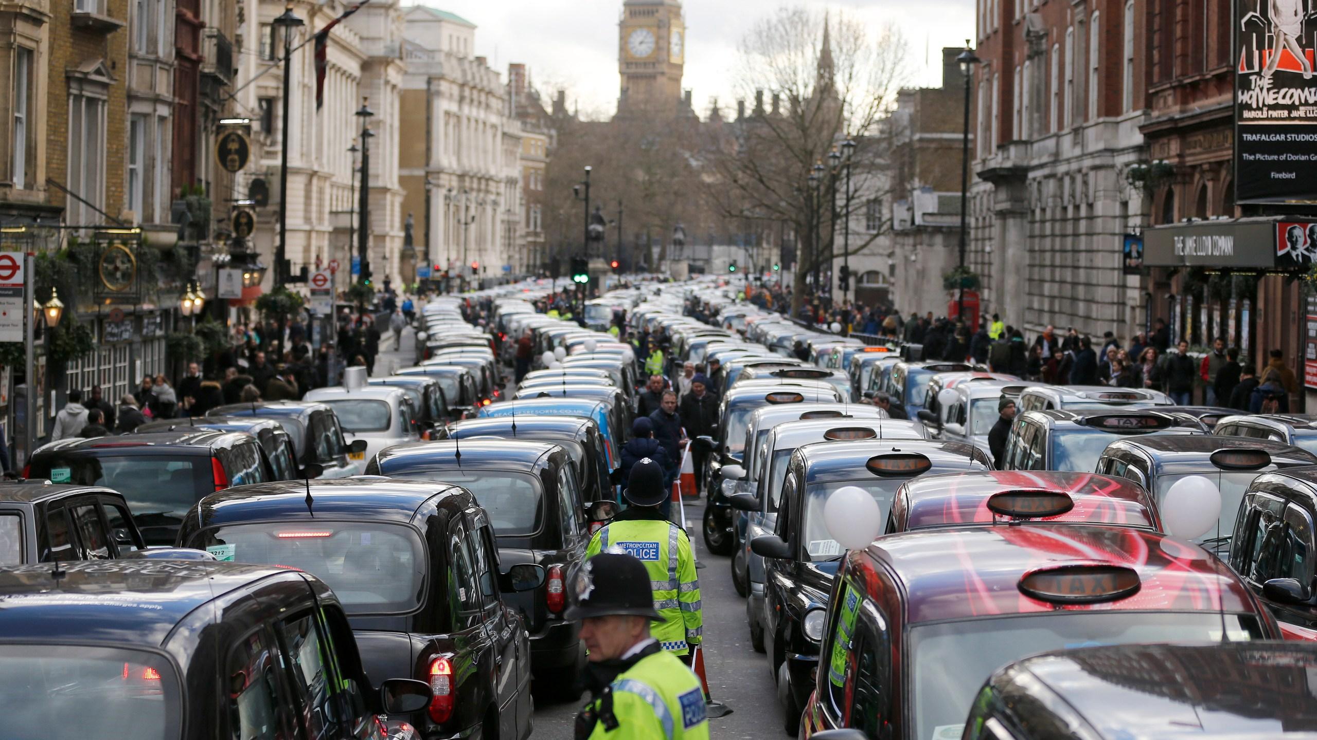 Britain Uber