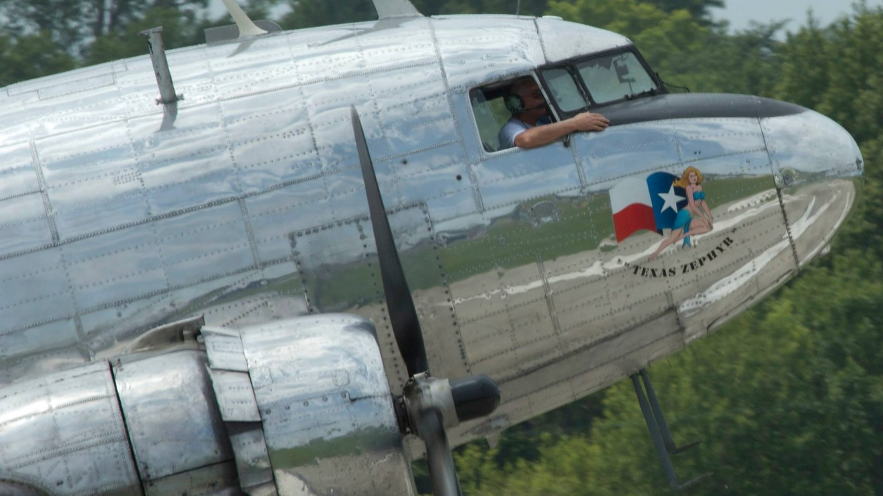 Memorial Day flyover planned for Austin, San Antonio if weather allows