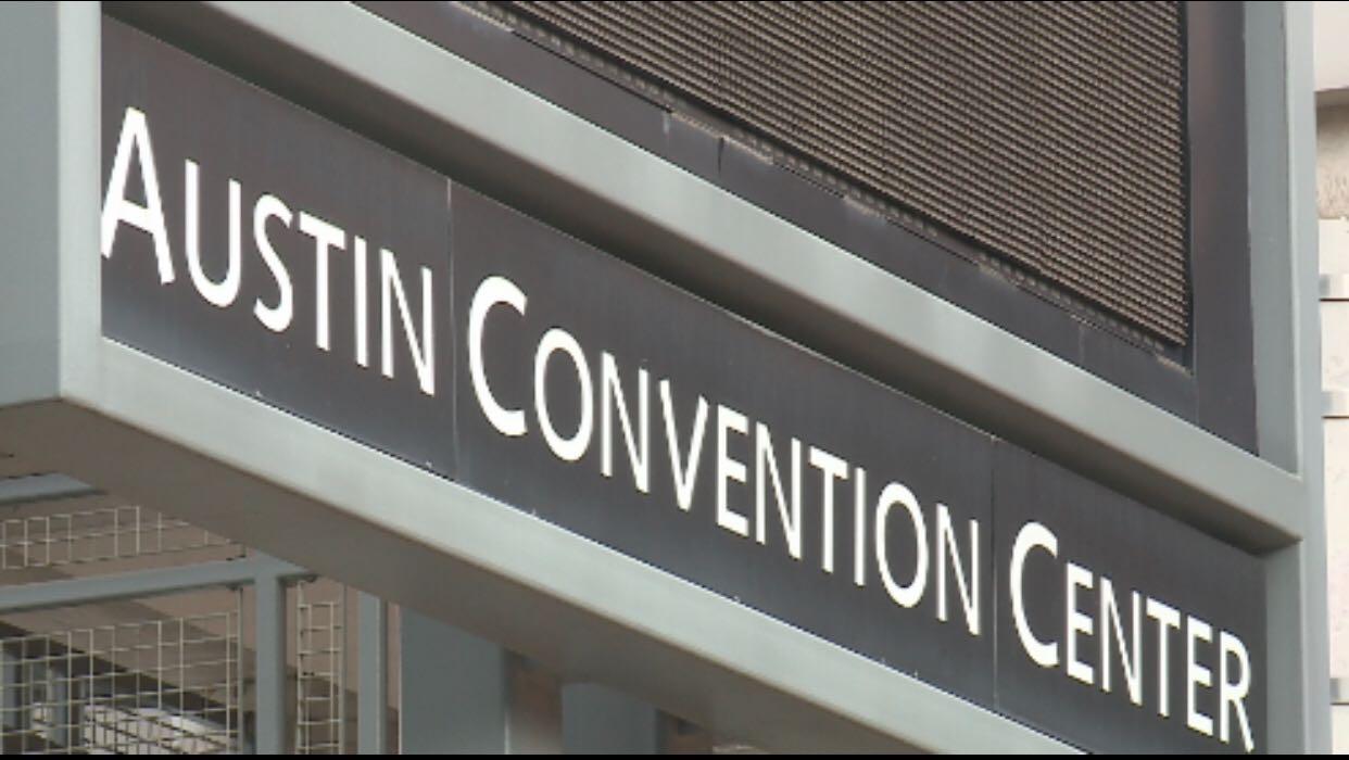 Austin Convention Center (KXAN Photo/Chris Nelson)