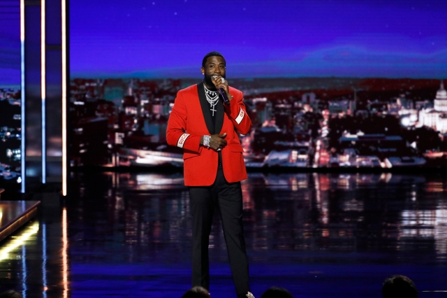 These are the lyrics to Gucci Mane's trap version of 'The Eyes of Texas' from the 'Tonight Show'