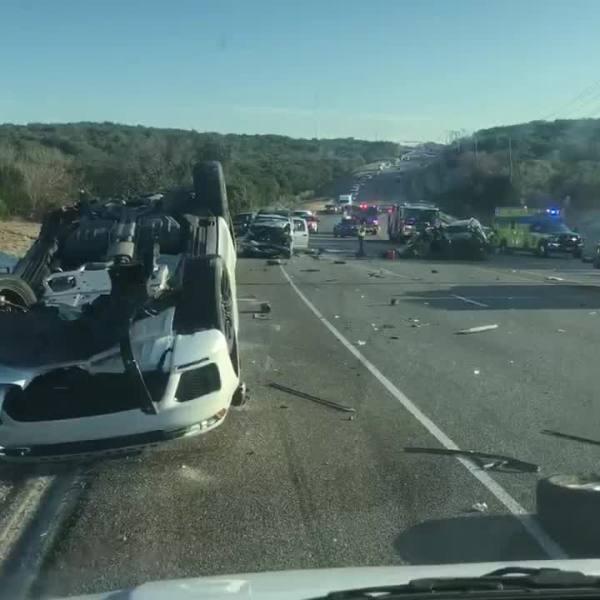Sh 71 2 car crash
