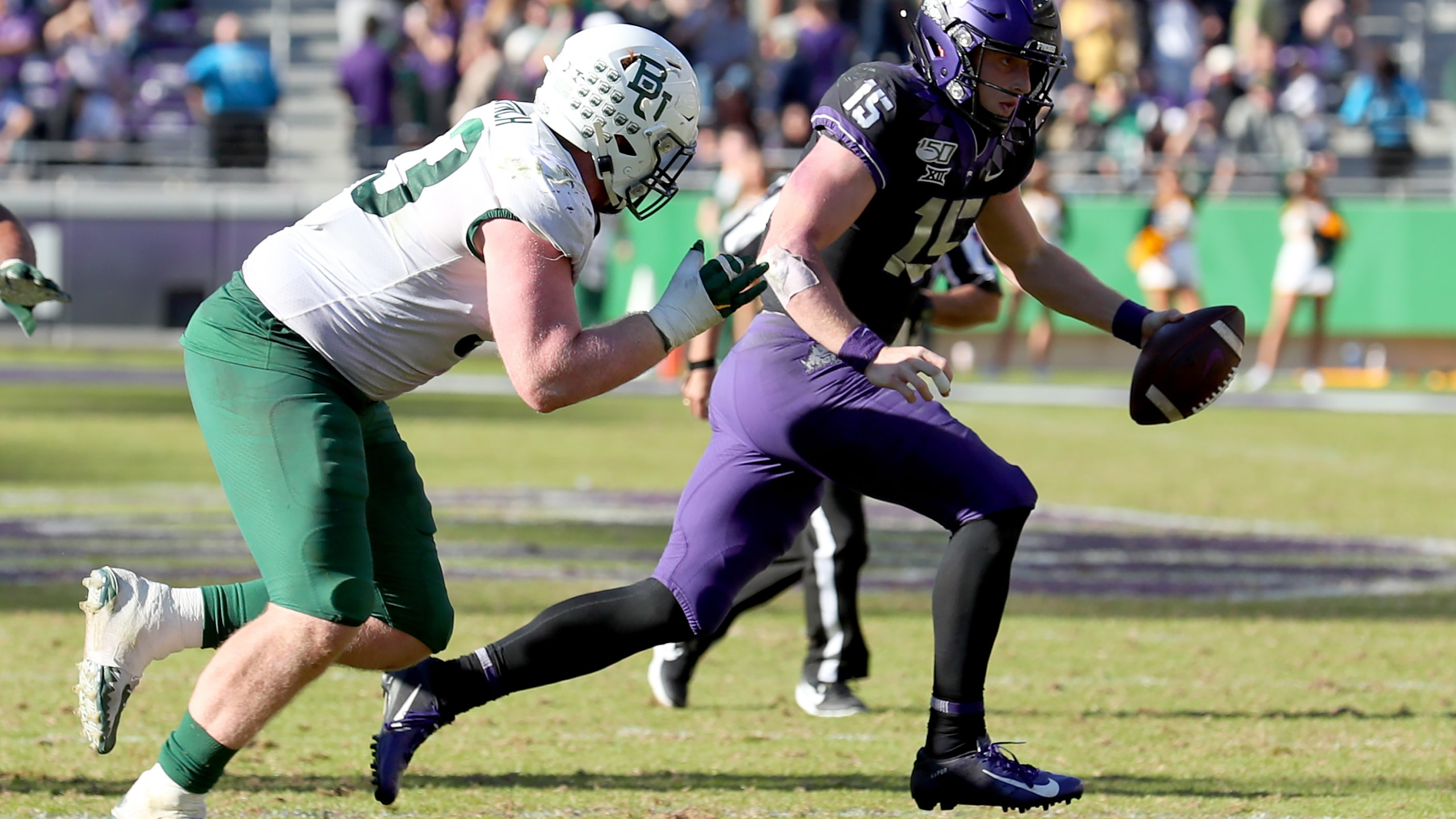 Baylor v TCU James Lynch