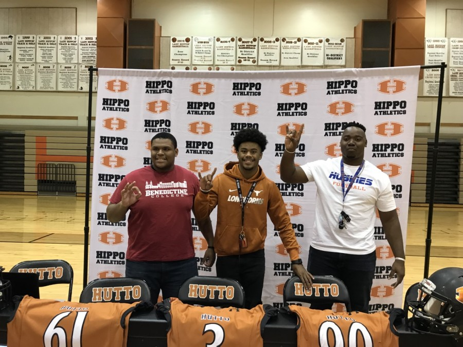 Hutto signing day