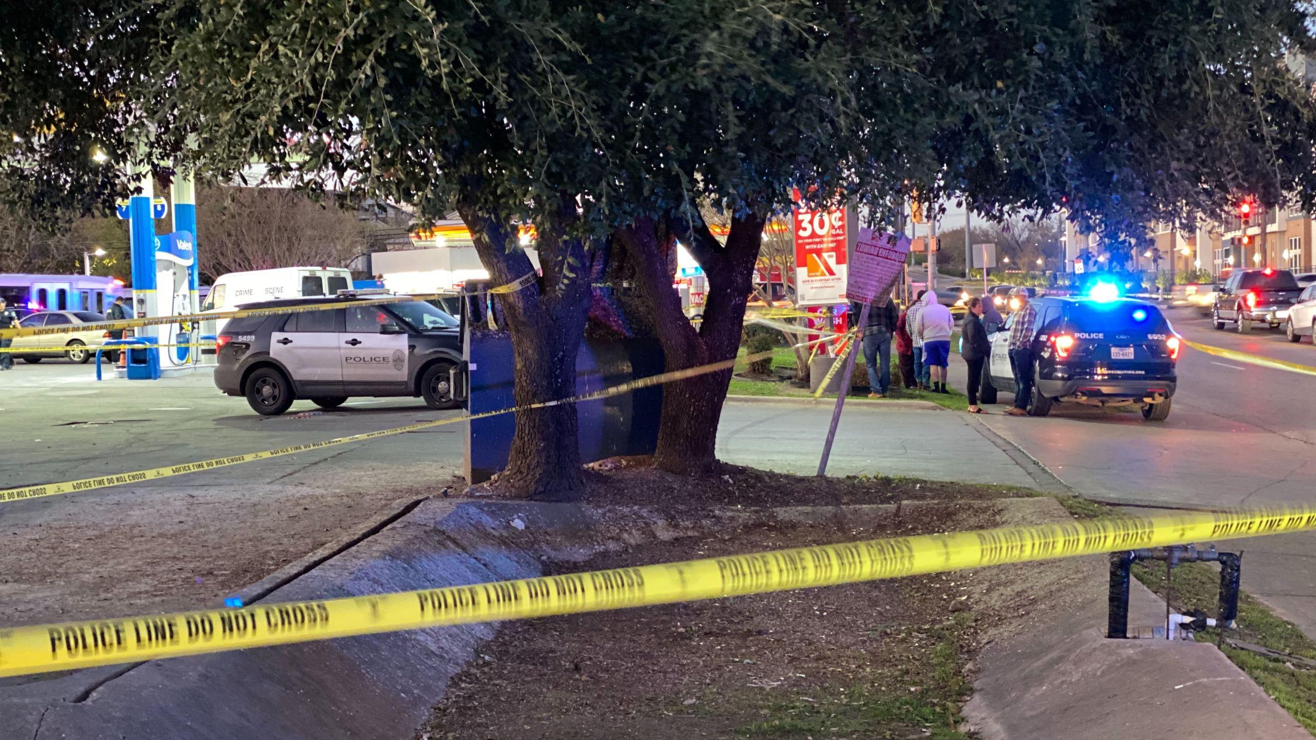 East Austin murder suicide