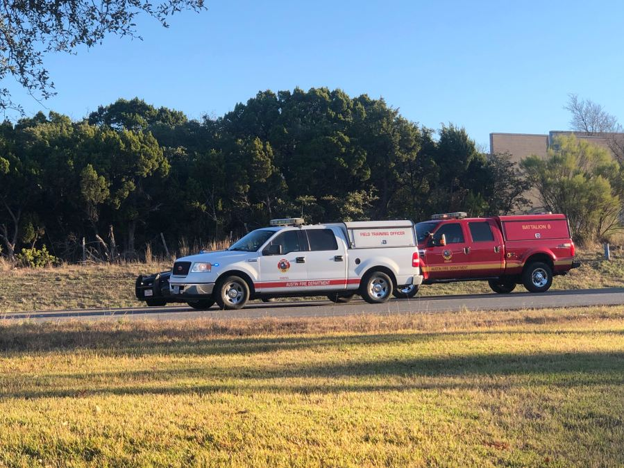 SH 71 in Oak Hill crash