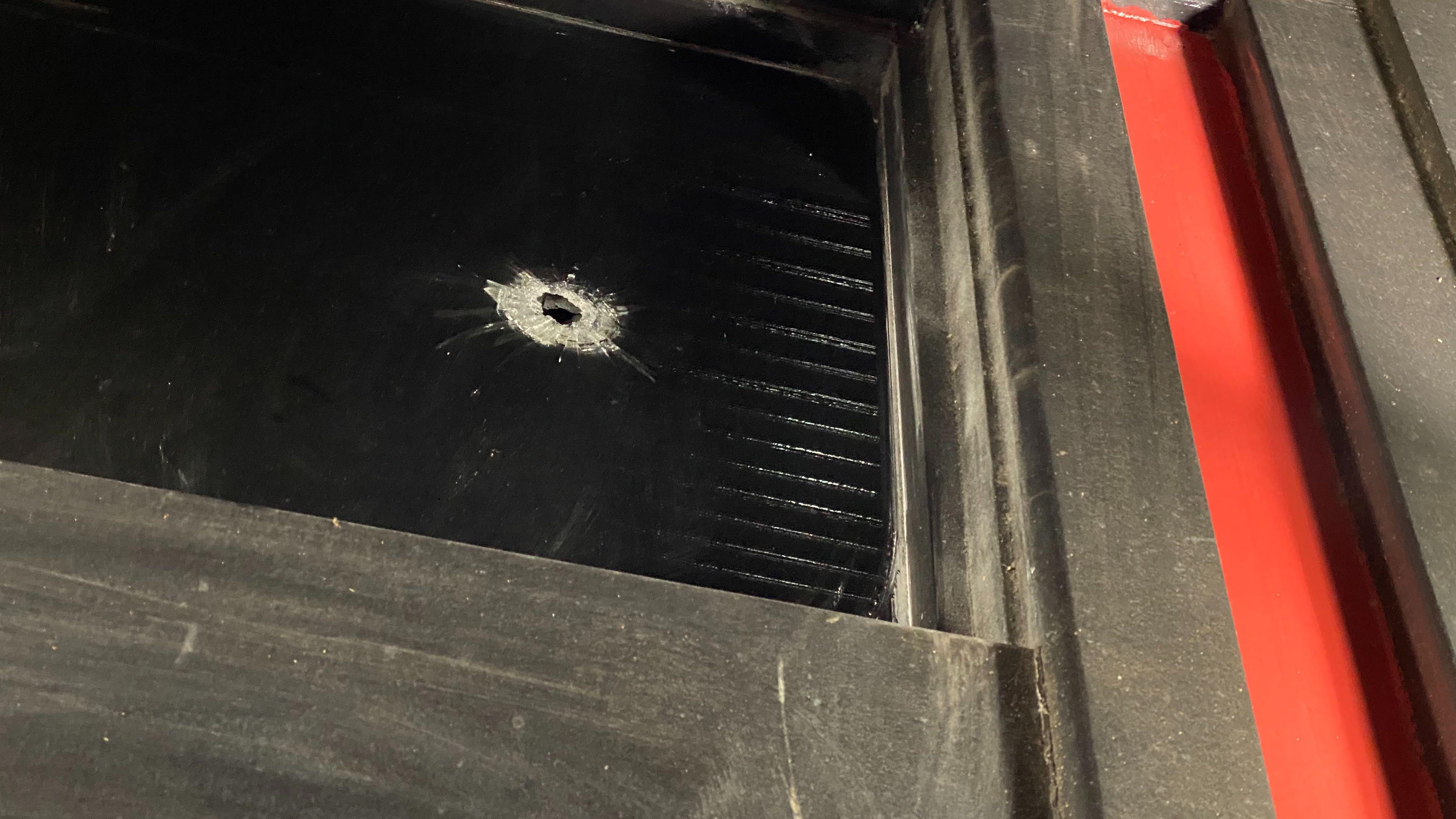 San Marcos shooting Harper's