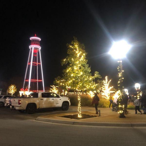 Round Rock Christmas Family event