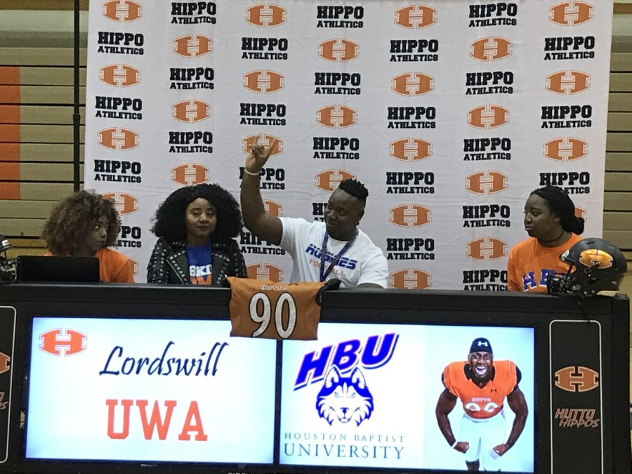 Lordswill Uwa signs with Houston Baptist