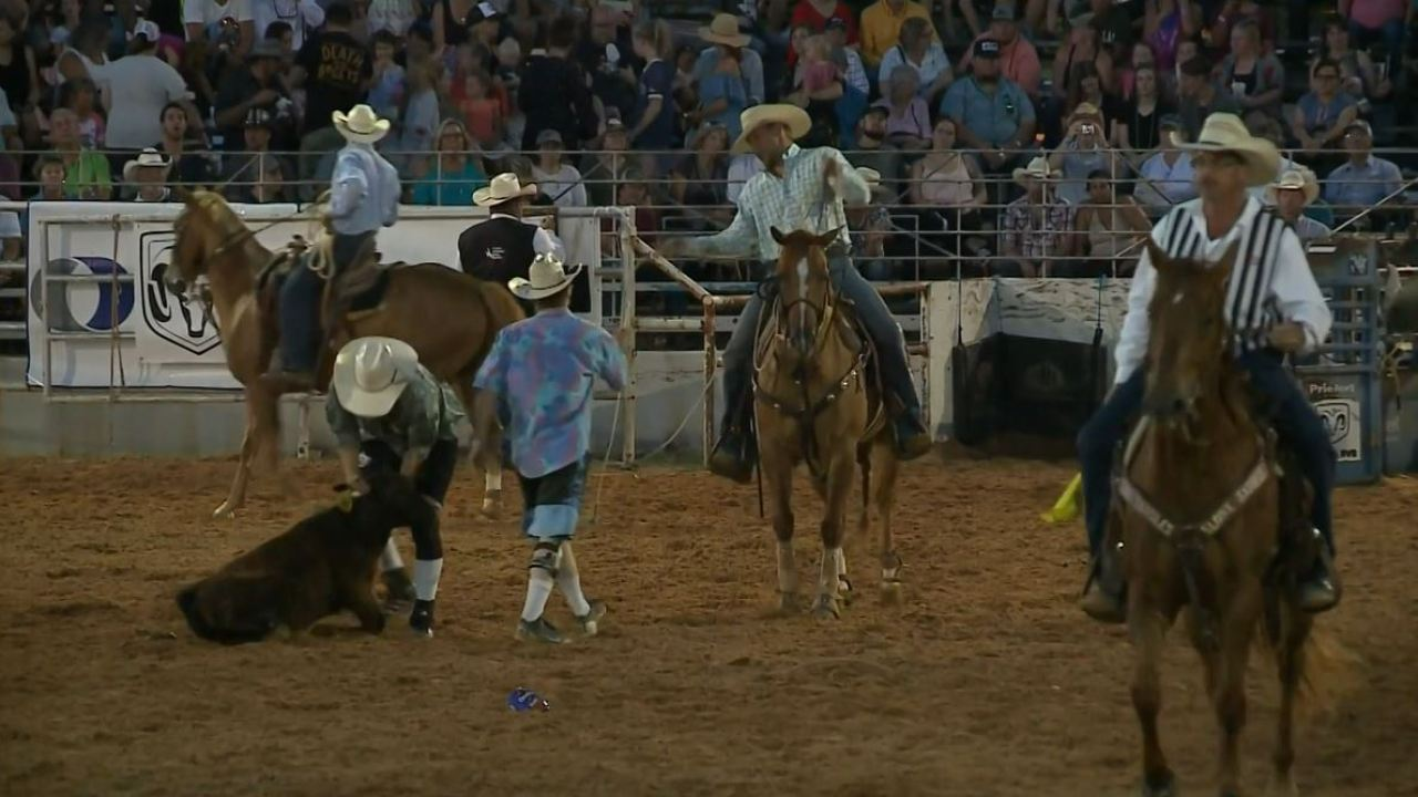 Williamson County Signs Off On A Fair And Rodeo Agreement