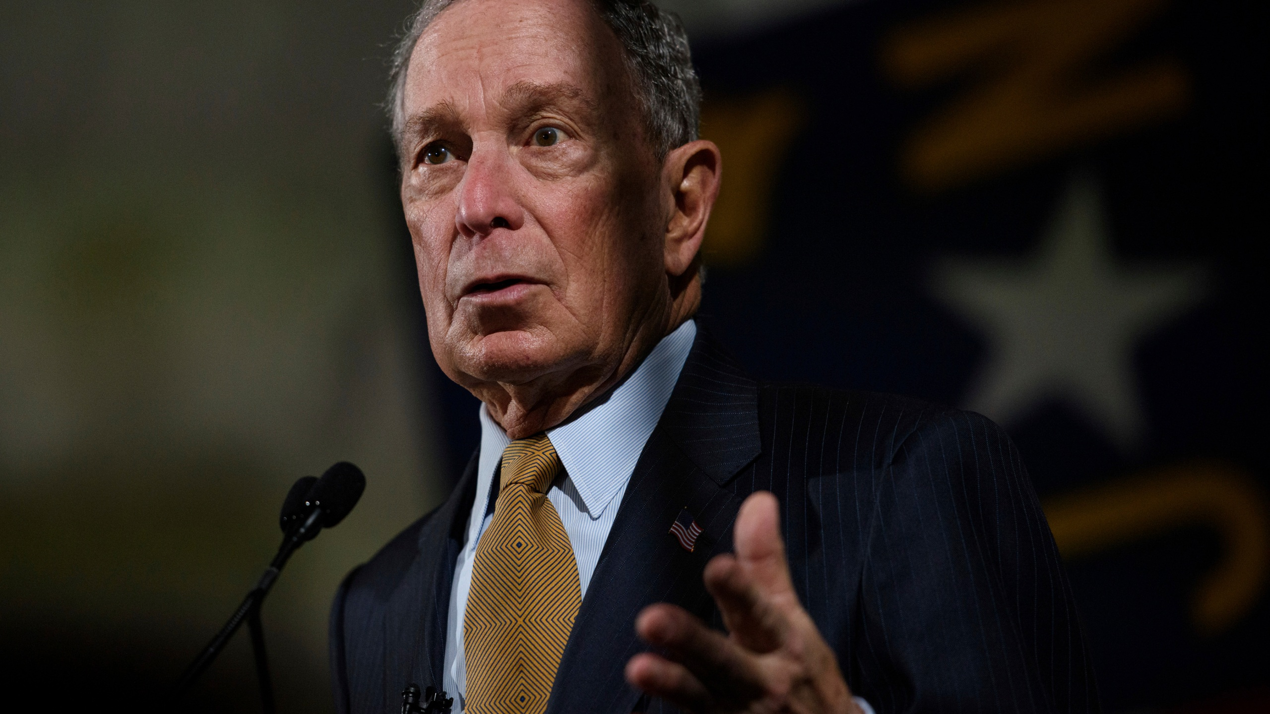 CANDIDATE BLOOMBERG