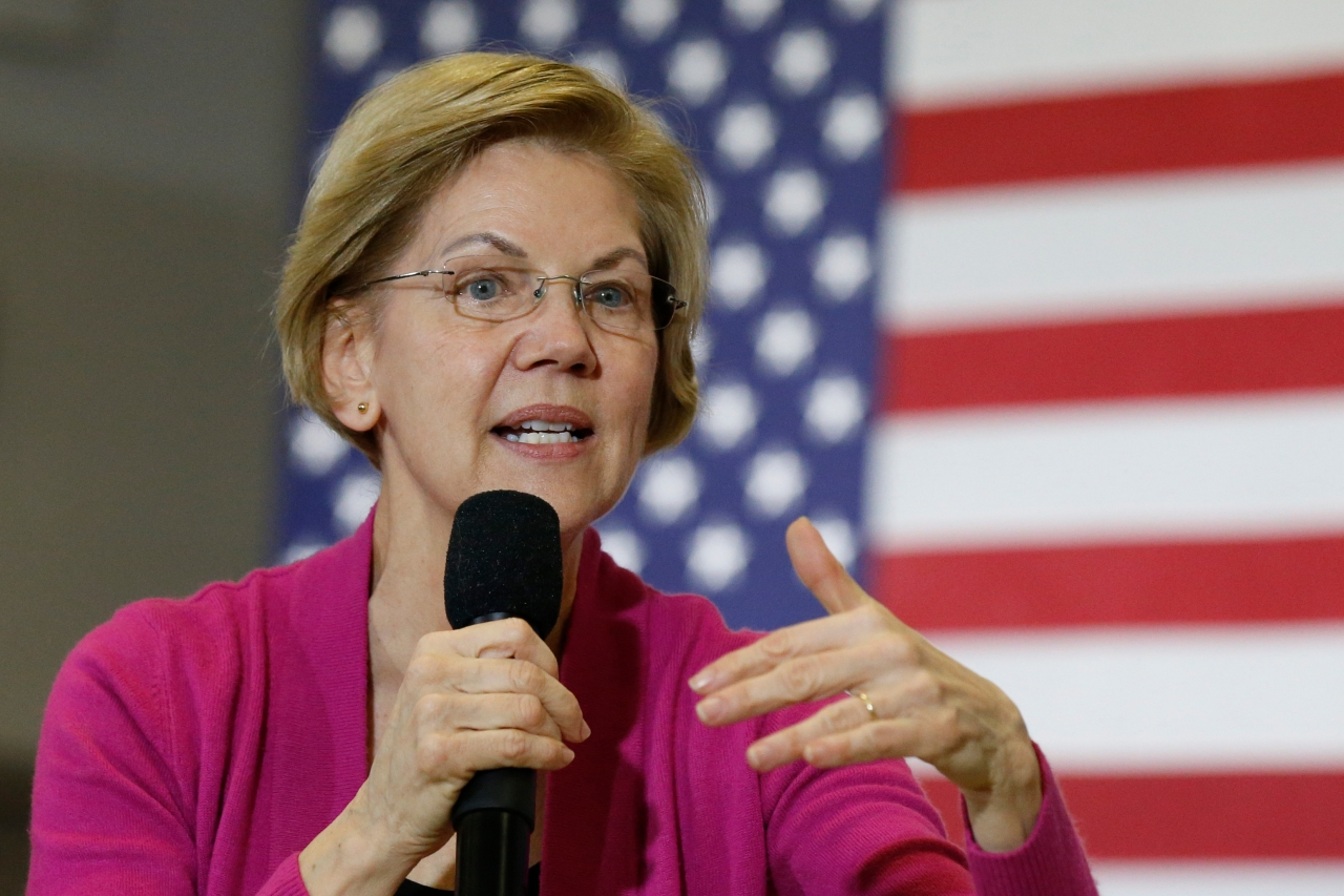Elizabeth Warren's campaign to launch week-long tour in Texas