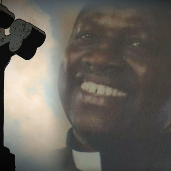 Father Isidore Ndagizimana