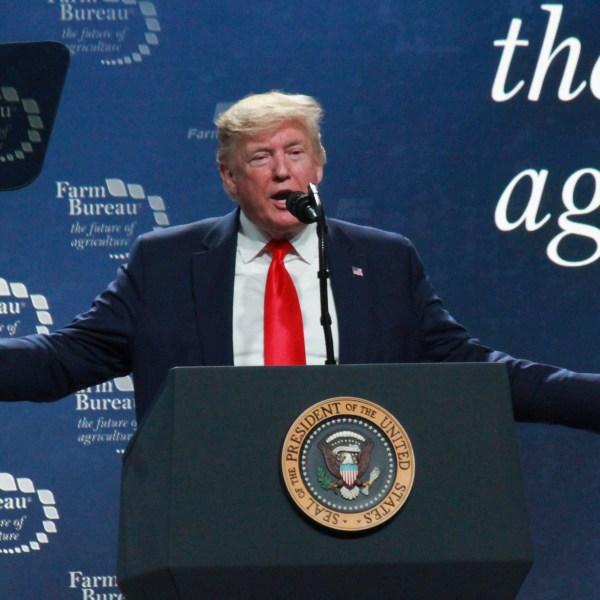Trump AFBF Convention
