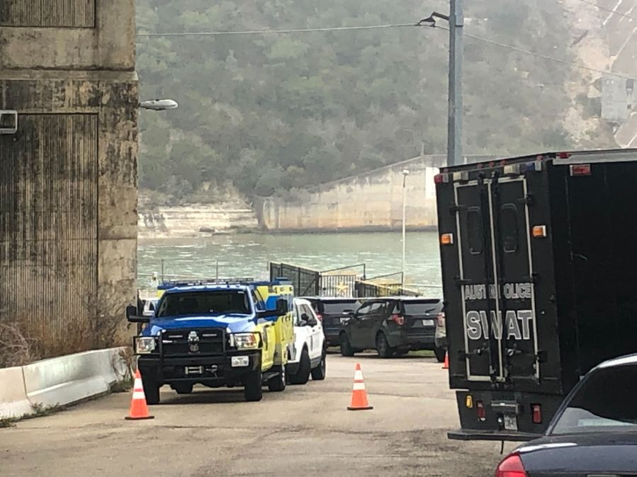 Law Enforcement at Mansfield Dam