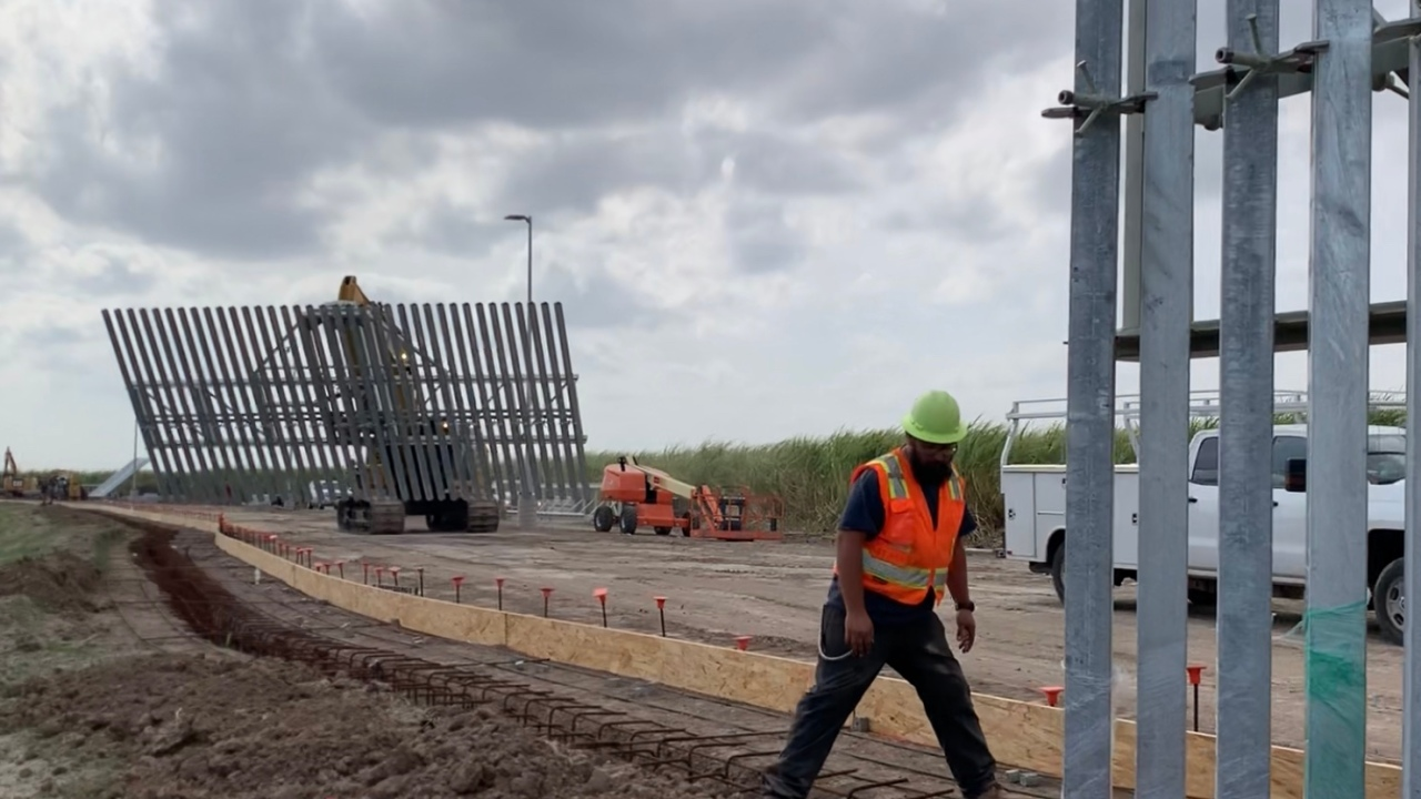 State of Texas: Building the border wall and tracking turnout in a special election