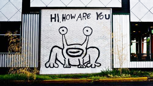 'Hi, How Are You' Day sparks mental health conversations, honors late Daniel Johnston