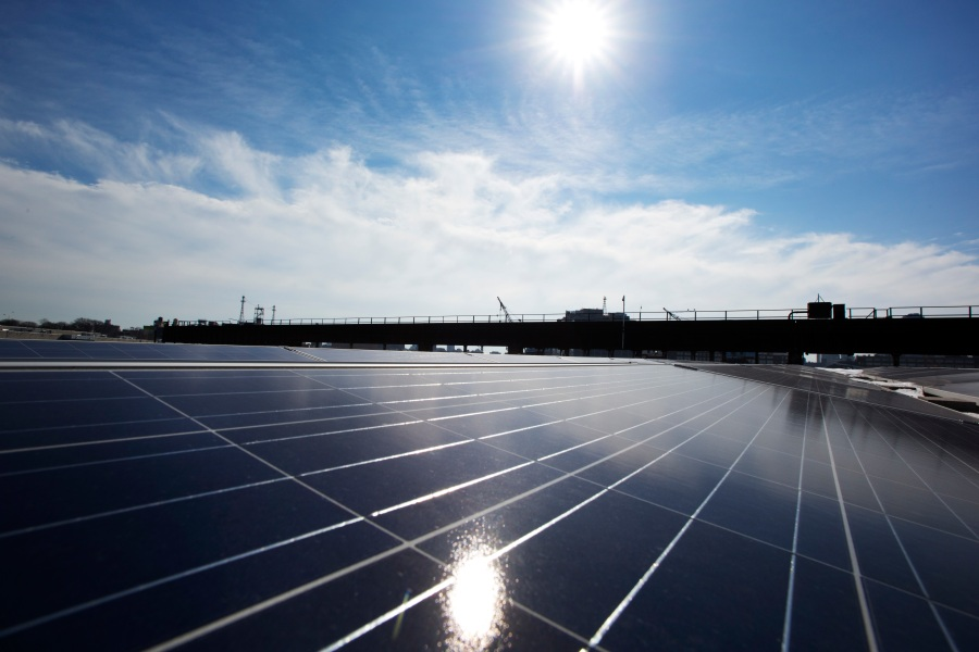 Solar power is now 'cheapest electricity' in history