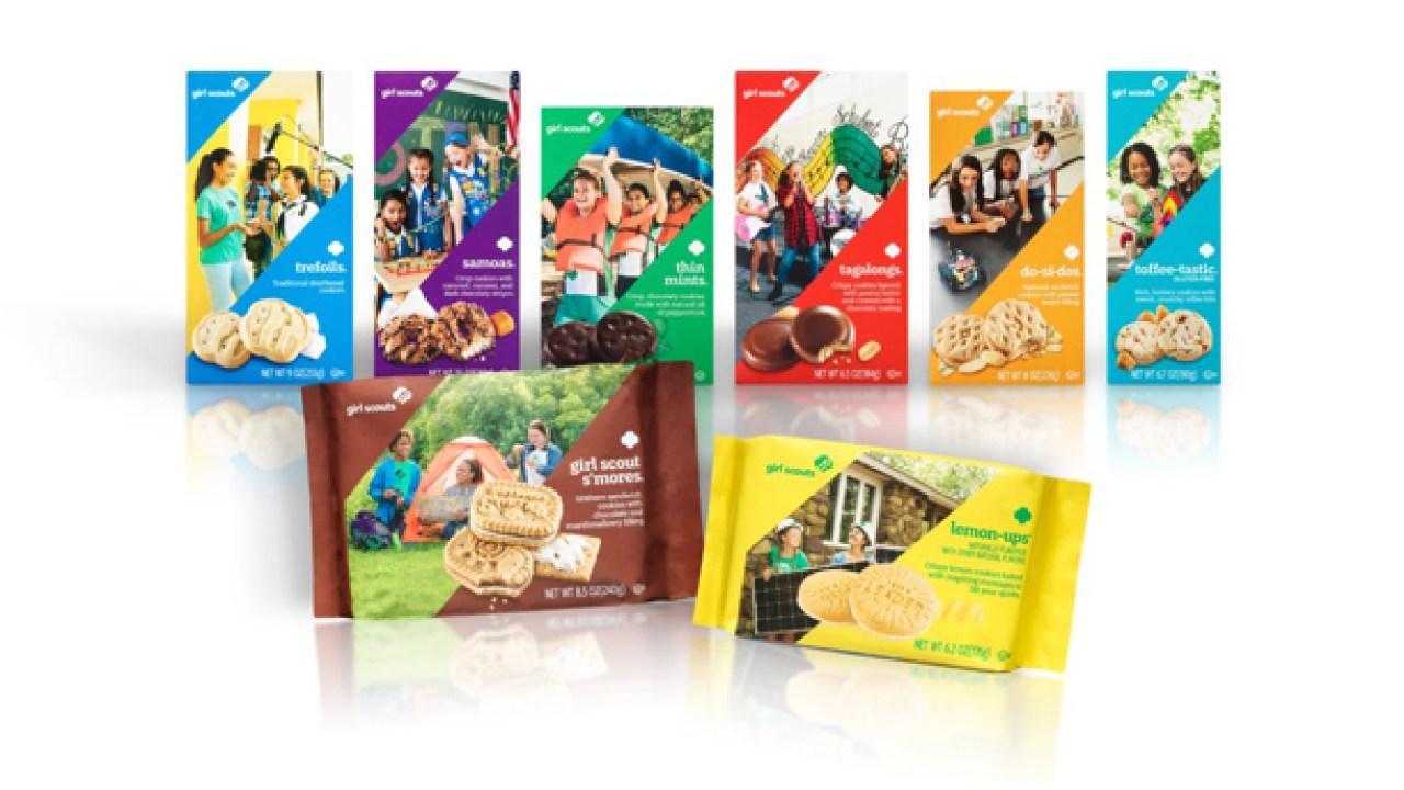 66,000 cajas faltantes de galletas dejan a las Girl Scouts del centro de Texas luchando para completar los pedidos thumbnail