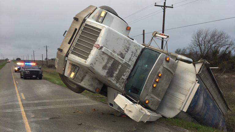 wilco truck crash