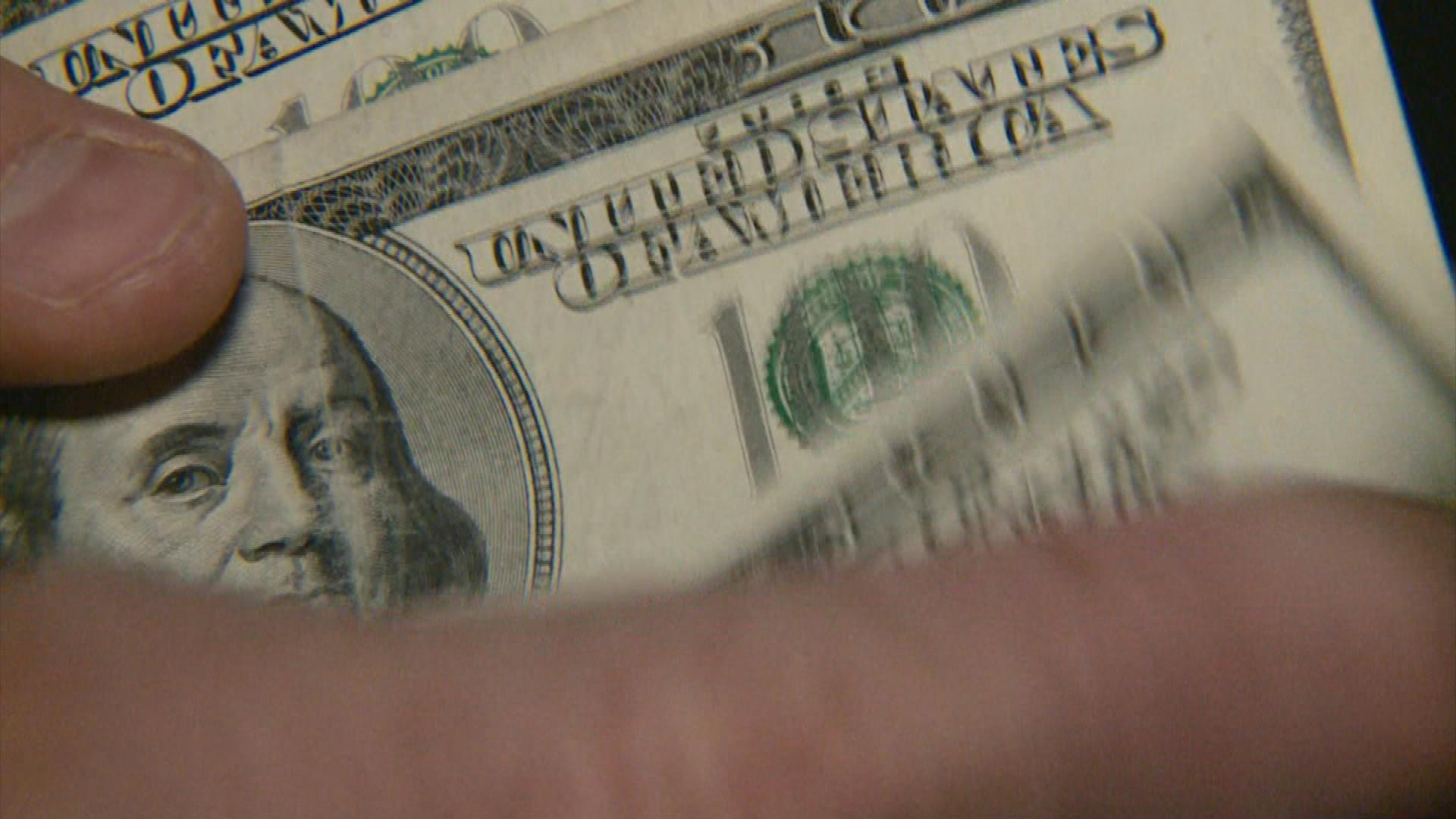 100 dollar Bills FF money