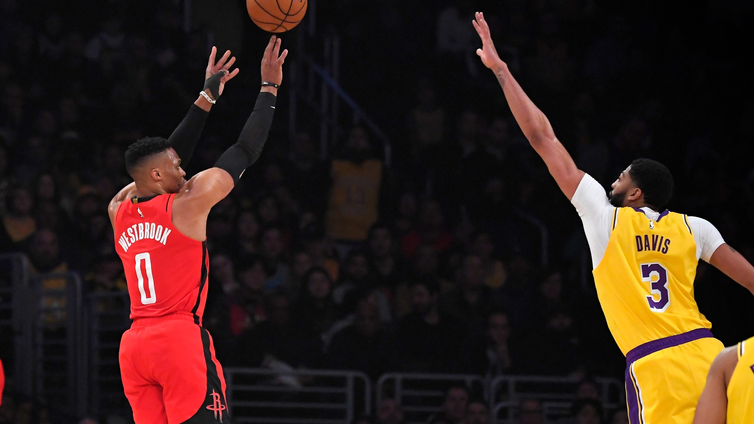 Russell Westbrook, Anthony Davis