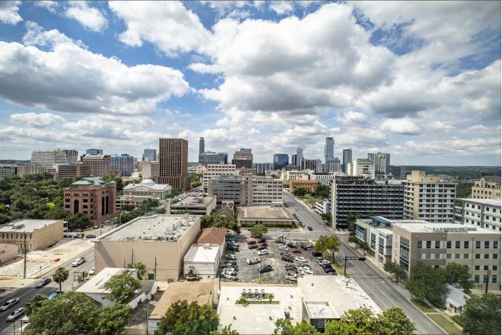 City of Austin redistricting