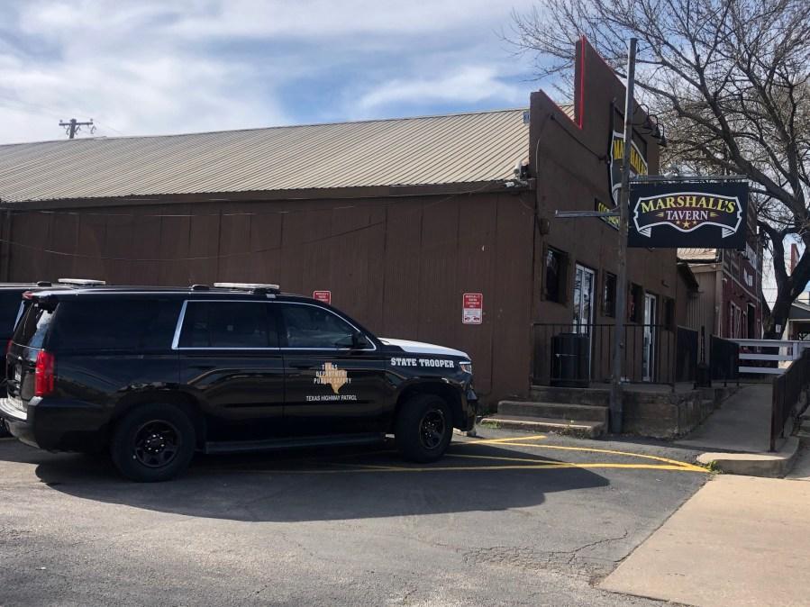 Marshall's Tavern Saloon dps raid