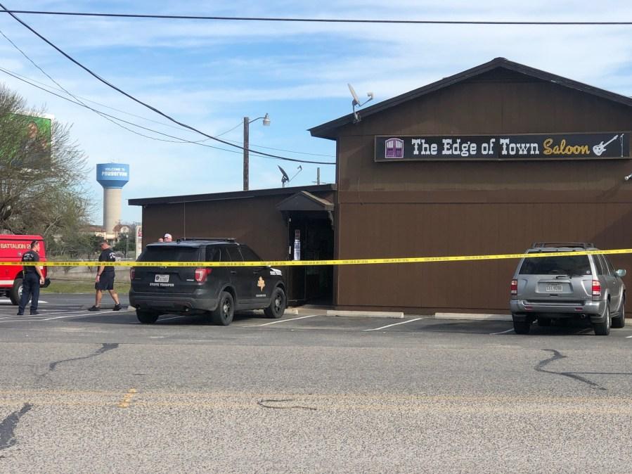 Edge of Town Saloon DPS raid