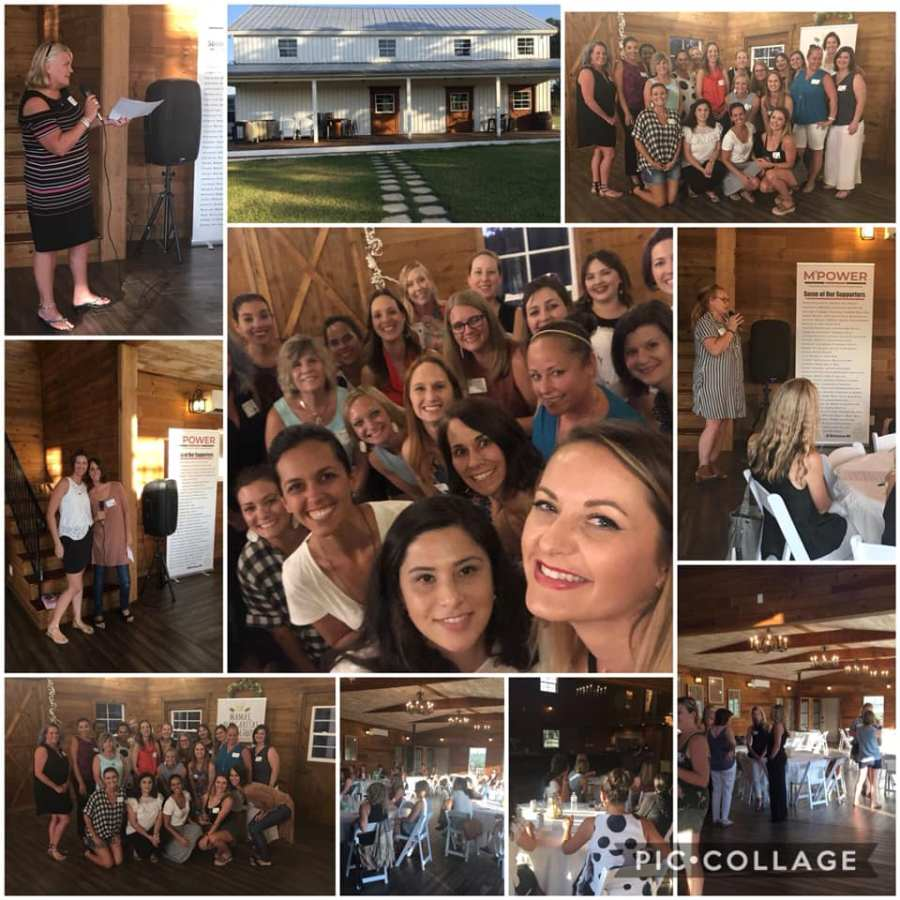 MPOWER's July 2019 meeting (Courtesy Megan Pinchback)