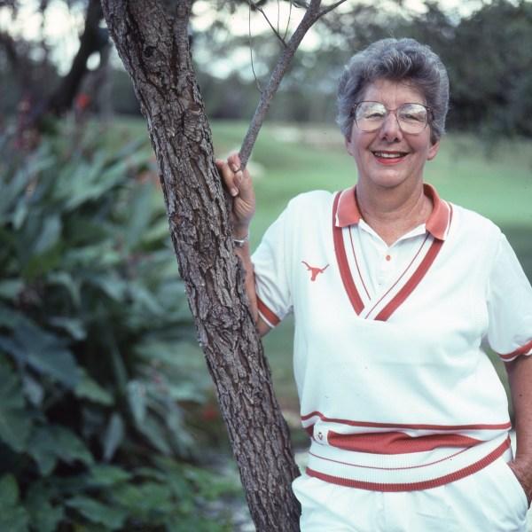 Pat Weis - Texas women's golf coach
