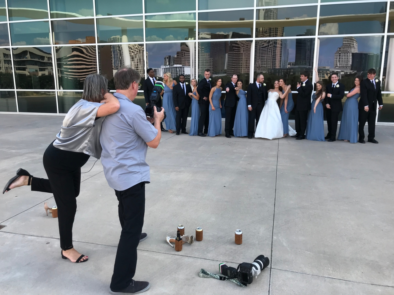 Austin couple captures best moments while battling through some of their worst
