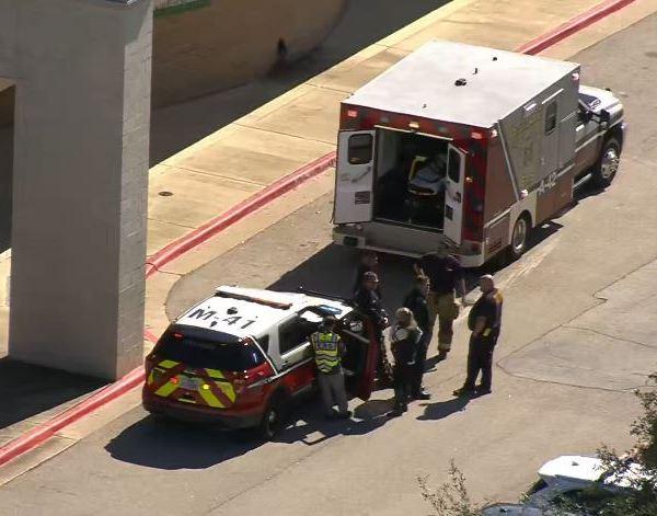 Katy area school battery explosion