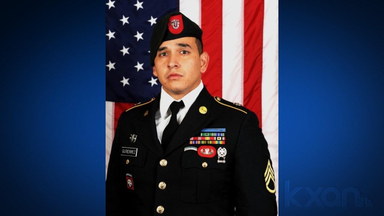 San Antonio Sergeant Identified As Soldier Shot Dead In