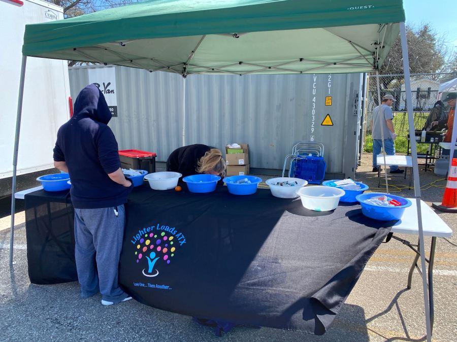 Homeless community Camp RATT files for non-profit status