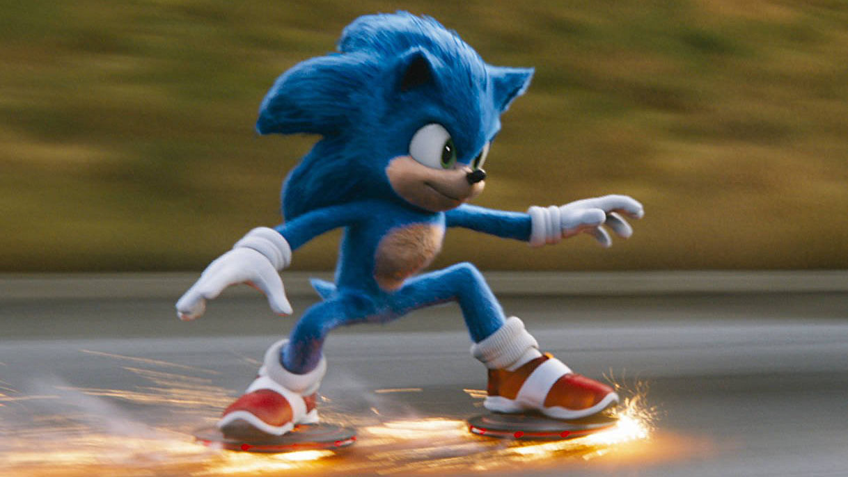 Sega S Sonic The Hedgehog Goes Head To Head With Horror Remake Of Fantasy Island Kxan Austin