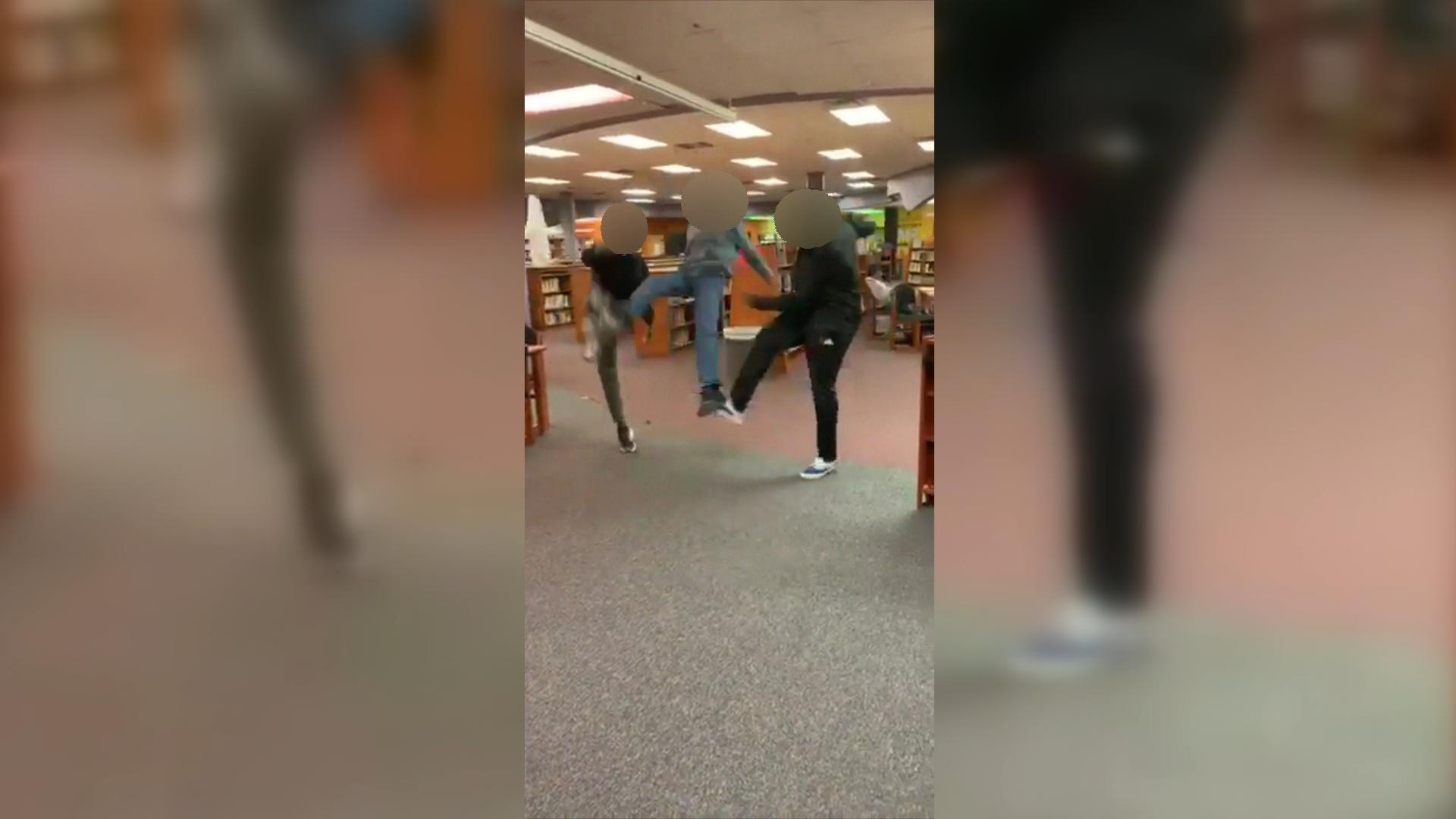 Aisd Investigating Video Allegedly Depicting Tiktok Tripping Trend